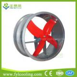 220v kitchen cylindrical high speed cooling axial blower ventilating fan control module