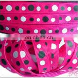 Multi-color printed inelasticity high tenacity nylon webbing tape