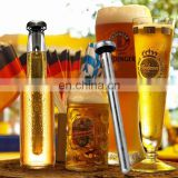 FDA/LFGB Approved Beer Accessories Stainless Steel 304 beer chiller stick