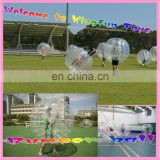human bumper ball, bubble ball for football ,inflatable ball suit