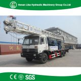 Best Low Price BASHENTE Drilling Rig Drilling Machine mounted Dongfeng Howo Chassis 200m Depth