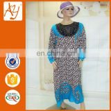 Arabic high temperature kaftan jalabiya beach dress