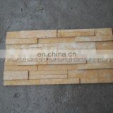 sandstone culture stone/ wall panel/wall cladding