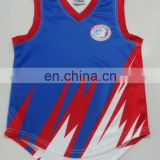 OEM service sublimation AFL jersey