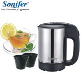 SONIFER 0.5L Portable Travel Jug Kettle Electric Kettle stainless steel SF-2011