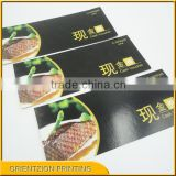 Quality Custom Vouchers, Custom Scratch Off Lottery Ticket, Scratch Card, China Paper Printing Factory