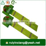 Guangzhou factory plastic display hangers hooks clip strip on sale RYX-CS019