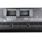 SGCC+Aluminum NCT bending mixer, Audio & Media dj mixer, Communication Power Supply Frame