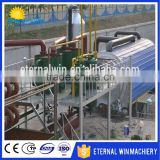 Change black oil to yellow used motor oil recycling plant Petroleum oil refinning machine                                                                         Quality Choice