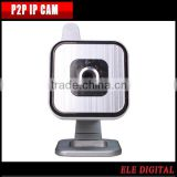 New Portable Mini Network IP Camera Megapixel 1280x720 with Nightvision 8IR LEDS H.264 Factory price