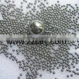 zhuzhou factory suply high quality storage 15.85mm diameter sintered carbide grinding ball
