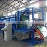 Auto Pichking Auto Hanging Rubber Sheet Cooling Machine/Batch Off Cooler With Factory Direct Price