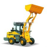 Lengthen arm Engine 4108ABK 1.8t hydraulic fully system mini powerful model new design compact front wheel loader