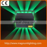 Professional disco single green 2 watt animation laser light/Analog Modulation 100Khz 2000mw laser projector