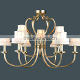 good quality brass pendant lamp classical for interior decoration
