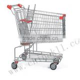Best selling Australian style supermarket shopping trolley