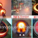 IGBT automatic feeding system Used Induction Heating Equipment cast iron,metal bars, pipes, bolts