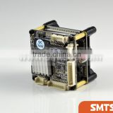 5.0mp 2592x1944 real time 25/30fps IP Camera Module PCB Board OV CMOS Hi3516A H.265 USB Audio POE wifi Auto IRIS DIY(SIP-E5658A)