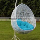rattan wicker garden swing hanging egg ball chair