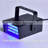 2016 made in China R/G/BW LED flashing strobe lights for indoor