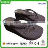 Women Casual Beach Use walking flip flops