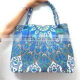 Indian Cotton Designer Mandala Bag Ethnic Tote Bag Large Shopping Purse