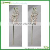 quality real touch artificial latex flowers orchid flower painting