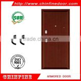 High security and quality automatic open style armored garage door (CF-M080)