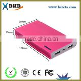 Quality pcb assembly battery 12000 power bank for xaomi