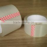 Premium quality OEM 1inch plastic core and 3inch paper core office & school bopp adhesive stationery tape in various packaging