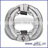 SCL-2013060780 wholesale brake shoe, scooter shoes for AT100 motercycle part