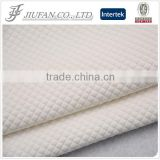 Jiufan textile agent polyester jacquard fabric from shaoxing textile market send us shop name