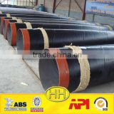 carbon steel pipe 3PE Anti-corrosion pipe