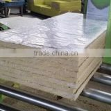 CT Mineral Wool Board with foil