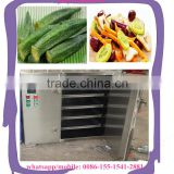 full stainless small capacity fruit vegetables dehydrator machine / fruit and vegetable dryer price