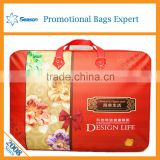 Wholesale Customize Quilt bag Packaging Bag PVC quilt carrier packaging bag