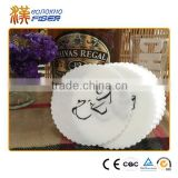 Fiber Han brand High absorption absorbent paper coaster                                                                         Quality Choice
