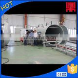 High frequency wood vacuum dryer with super efficient