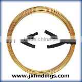 "1/20 14K Gold Filled Wire 26ga .016"" (0.41mm) DS 0.5 TO Coil"