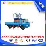china excellent quility iso/ce vehicle-mounted elevator platform elevator traction machine