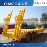 CIMC brand car carriers for sale 60 tons