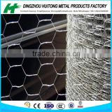 Galvanized Hexagonal wire mesh/hexagonal wire netting/ chicken mesh with competitive price from factory