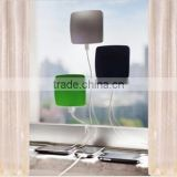 Adsorption solar charger window stickers solar power bank
