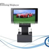 "7"" display tv machine sale with Touch ad Function advertising taxi screen 7inch 1080p monitor digital monitor"