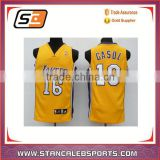 Stan Caleb Boys Basketball Jerseys and Basketball Shorts/basketball wear/basketball uniforms