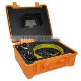 30M(100ft)Sewer Pipe Snake Inspection Camera System With DVR
