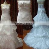 New Mermai Designs china factory wedding dress