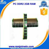 Eligible quality ETT original chipsets desktop ddr2 ram 667 2gb