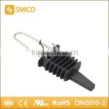 STB low voltage dead end strain clamp, wire drop clamp