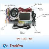 anti-theft vehicle gps tracker with fuel sensor hi-tech gps tracker for accurate position gps tracking by phone number